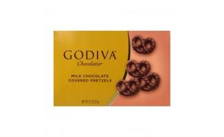 Godiva Milk Chocolate Pretzels