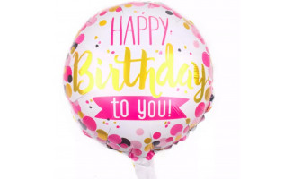 Happy Birthday To You Balloon