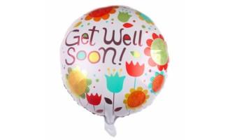 Get Well Soon 氣球