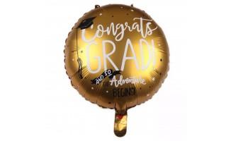 Congrats Grad 畢業氣球